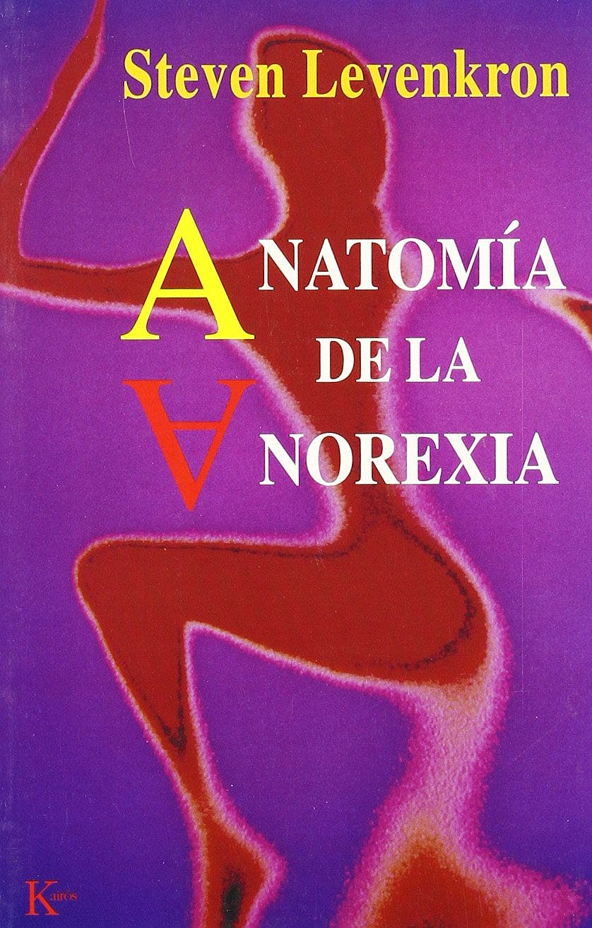 Portada del libro 9788472455276 Anatomía de la Anorexia