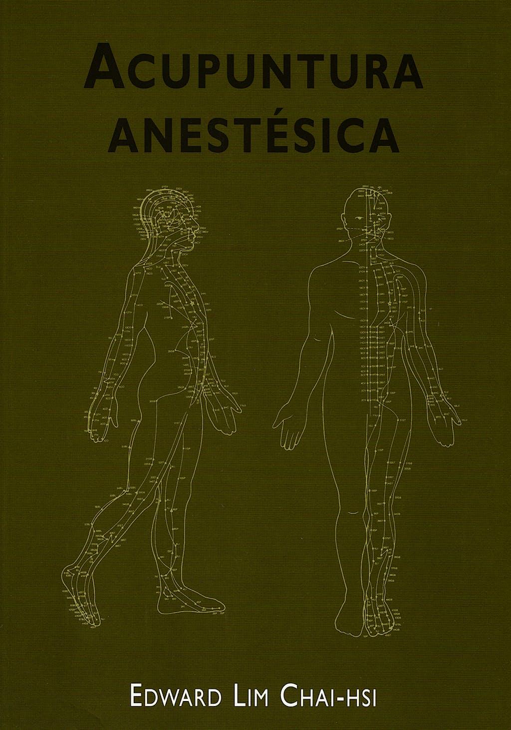 Portada del libro 9788472903333 Acupuntura Anestesica