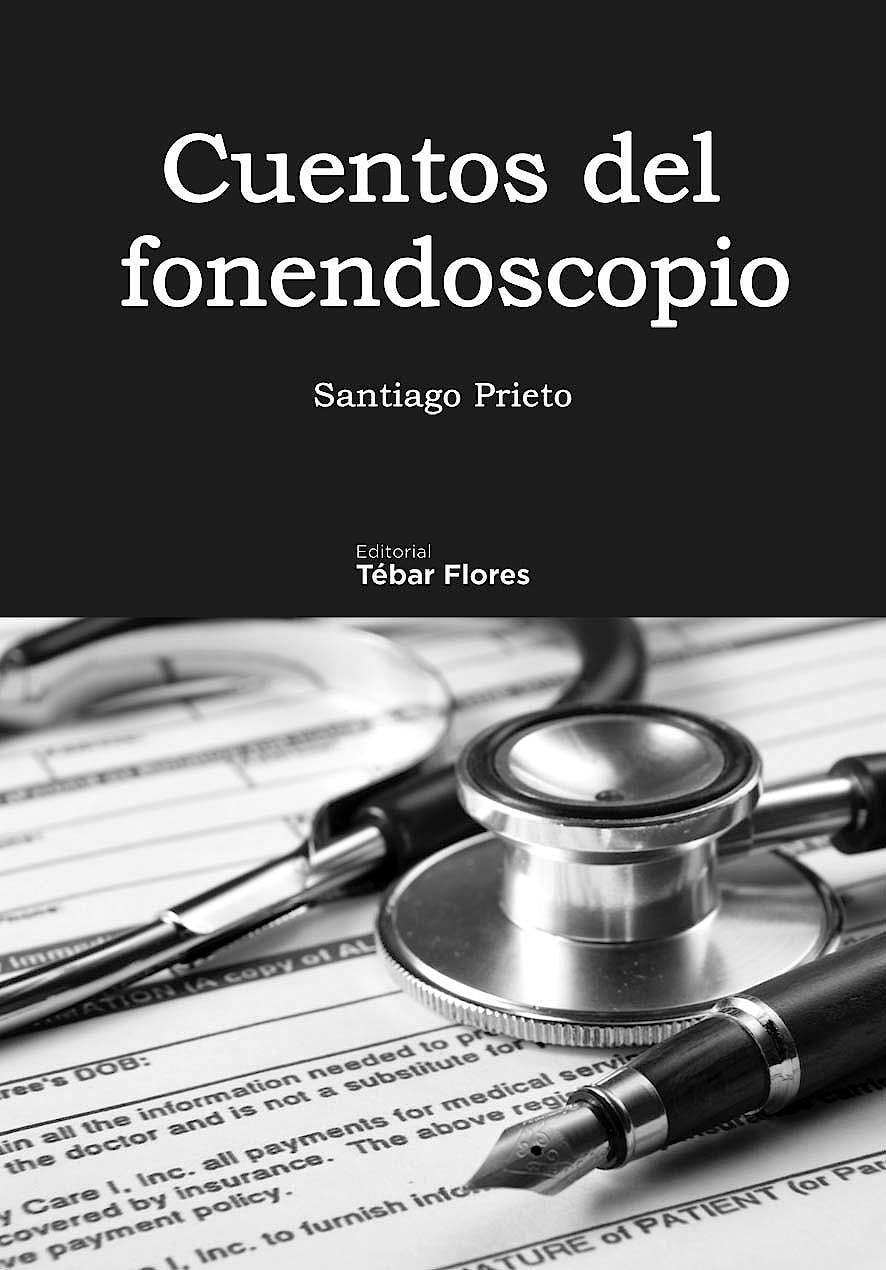 Portada del libro 9788473605267 Cuentos del Fonendoscopio