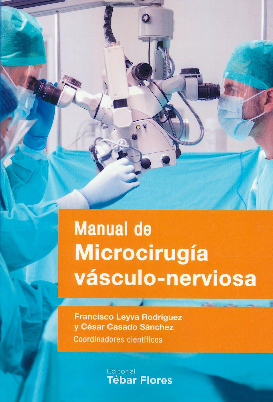 Portada del libro 9788473606240 Manual de Microcirugía Vásculo-Nerviosa