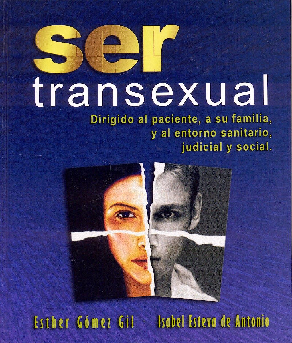 Portada del libro 9788474292671 Ser Transexual
