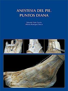 Portada del libro 9788474295337 Anestesia del Pie. Puntos Diana
