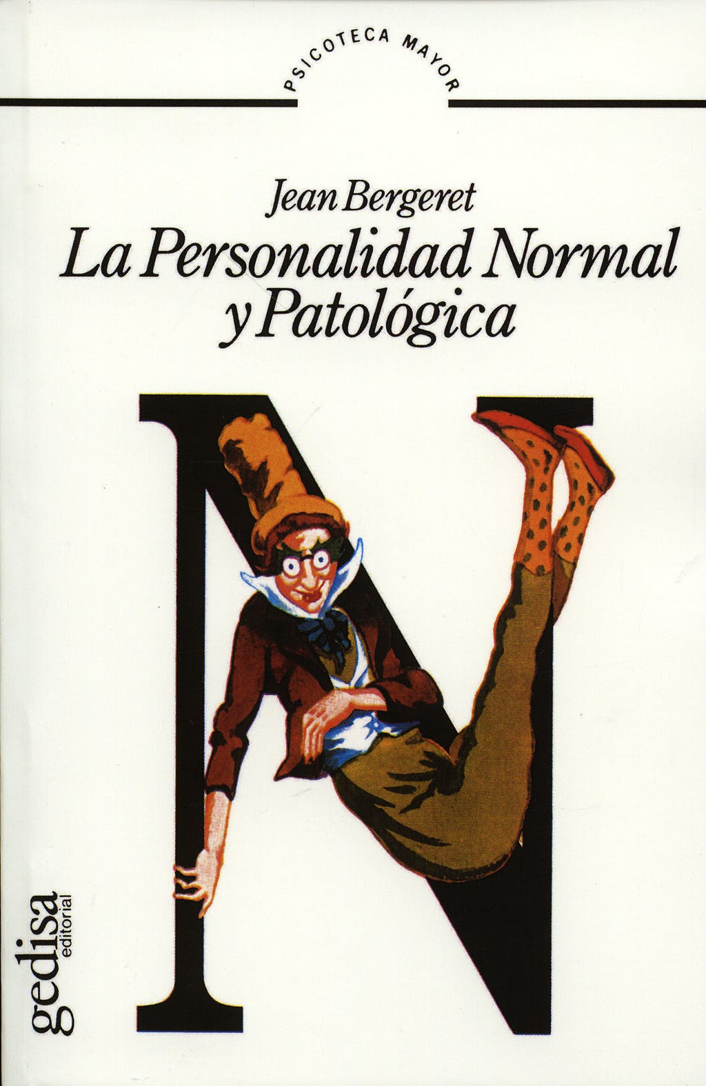 Portada del libro 9788474320916 La Personalidad Normal y Patologica
