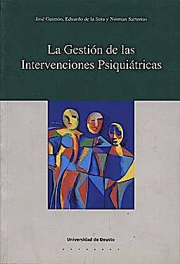 Portada del libro 9788474858631 La Gestion de las Intervenciones Psiquiatricas
