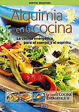 Portada del libro 9788475563060 Alquimia en la Cocina. la Cocina Energetica para el Cuerpo y el Espiritu