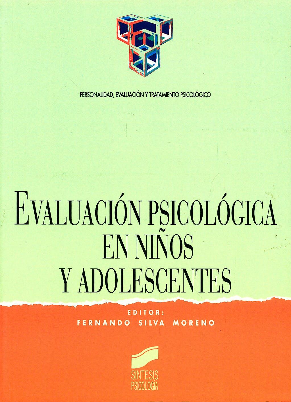 Portada del libro 9788477382881 Evaluacion Psicologica en Niños y Adolescentes