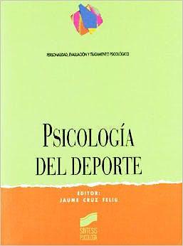 Portada del libro 9788477384656 Psicologia del Deporte