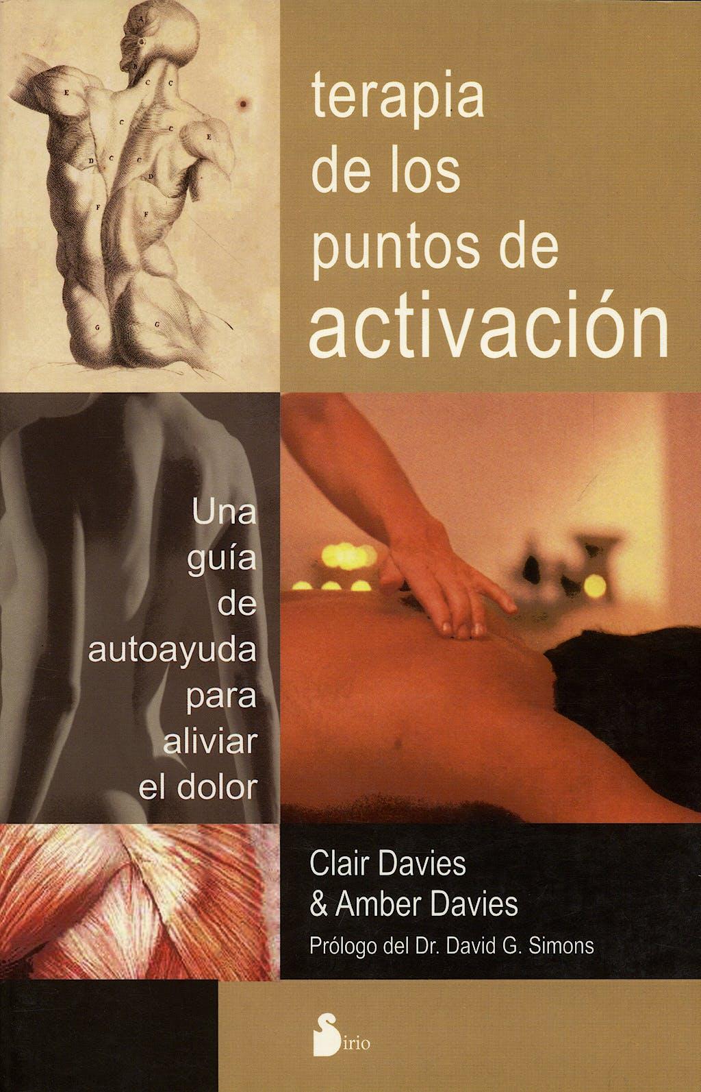 Portada del libro 9788478081400 Terapia de los Puntos de Activación