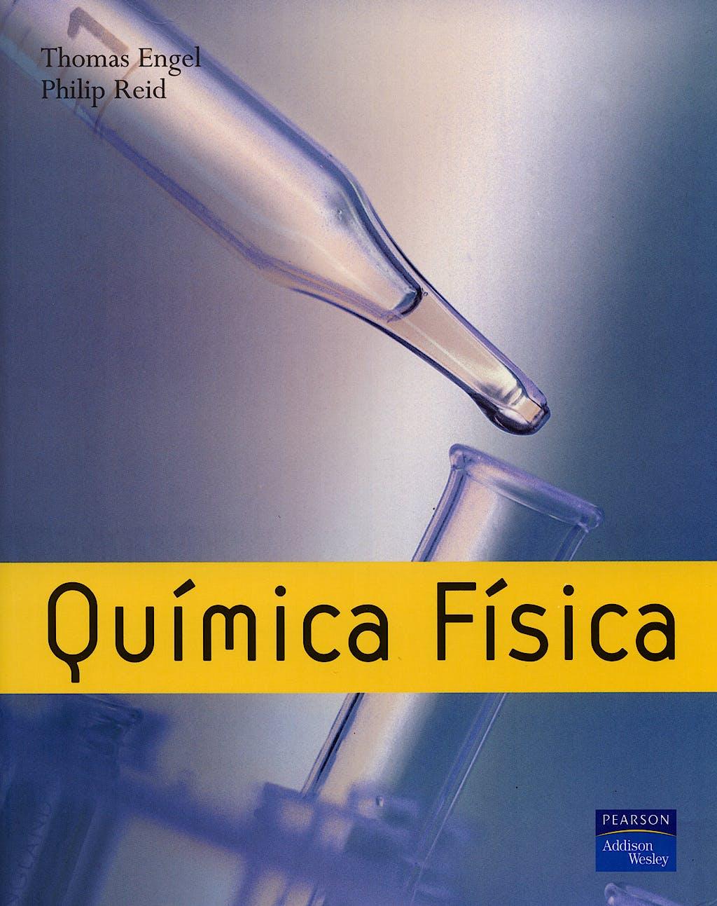 Portada del libro 9788478290772 Química Física