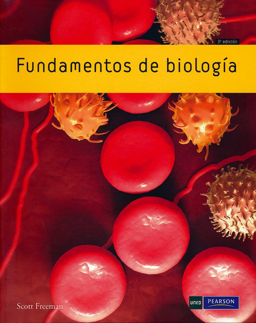 Portada del libro 9788478291212 Fundamentos de Biologia