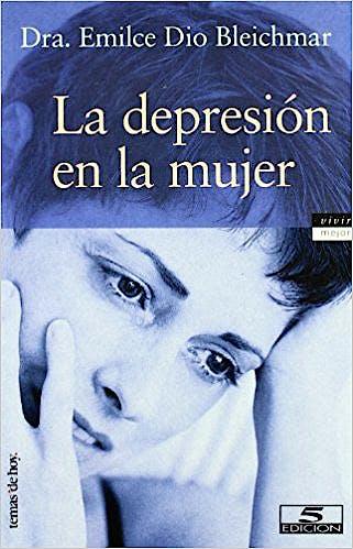 Portada del libro 9788478808212 La depresión en la mujer