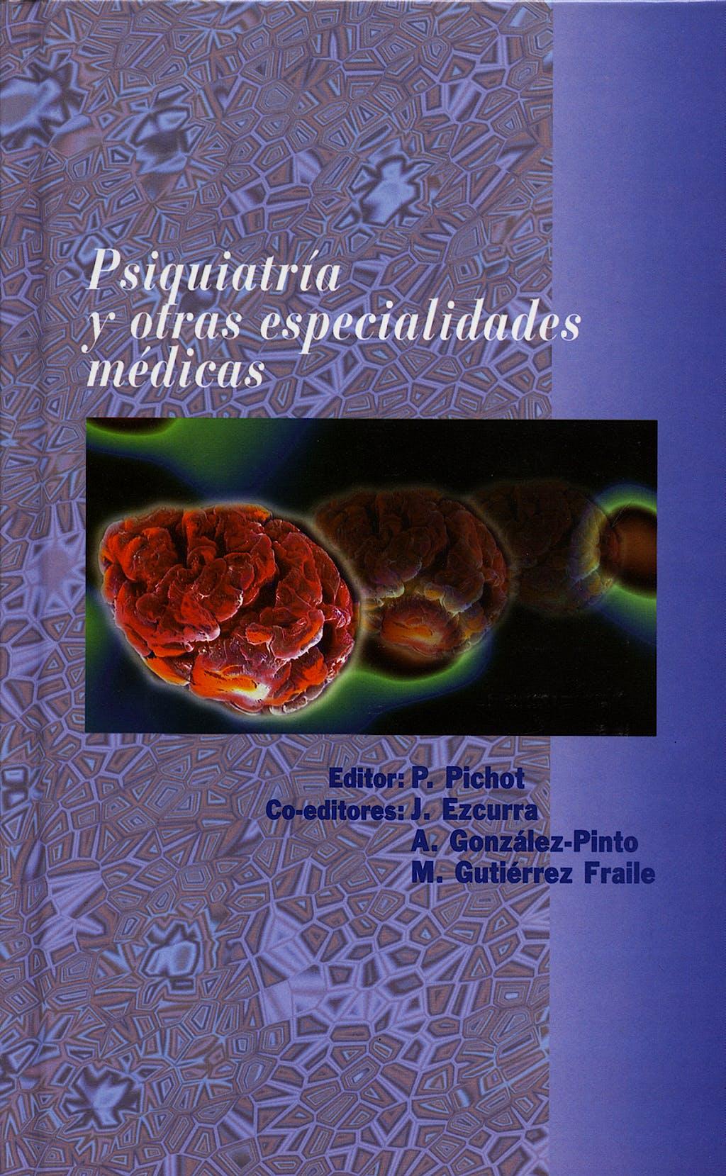 Portada del libro 9788478851638 Psiquiatría y Otras Especialidades Médicas