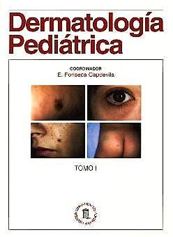 Portada del libro 9788478852130 Dermatología Pediátrica (4 Vols)