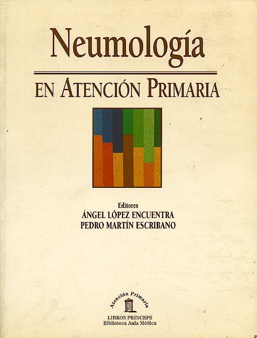 Portada del libro 9788478852208 Neumologia en Atencion Primaria