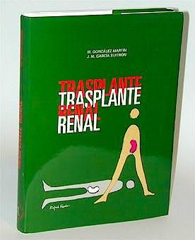 Portada del libro 9788478852383 Trasplante Renal