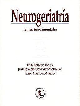 Portada del libro 9788478852680 Neurogeriatria. Temas Fundamentales