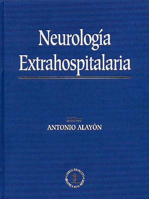 Portada del libro 9788478853601 Neurologia Extrahospitalaria