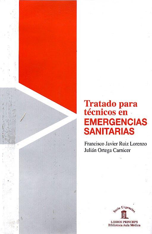 Portada del libro 9788478853779 Tratado para Tecnicos en Emergencias Sanitarias