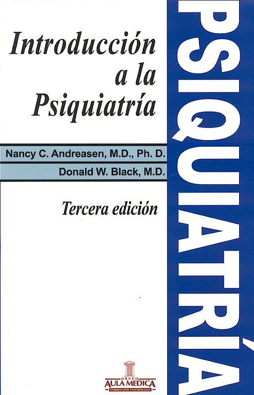 Portada del libro 9788478853854 Introducción a la Psiquiatría