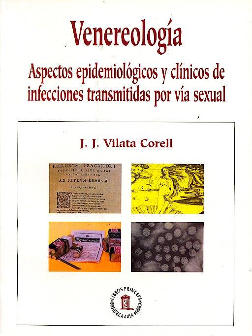Portada del libro 9788478853922 Venereologia. Aspectos Epidemiologicos y Clinicos de Infecciones Transmitidas por via Sexual
