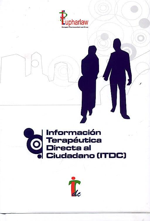 Portada del libro 9788478853960 Informacion Terapeutica Directa al Ciudadano