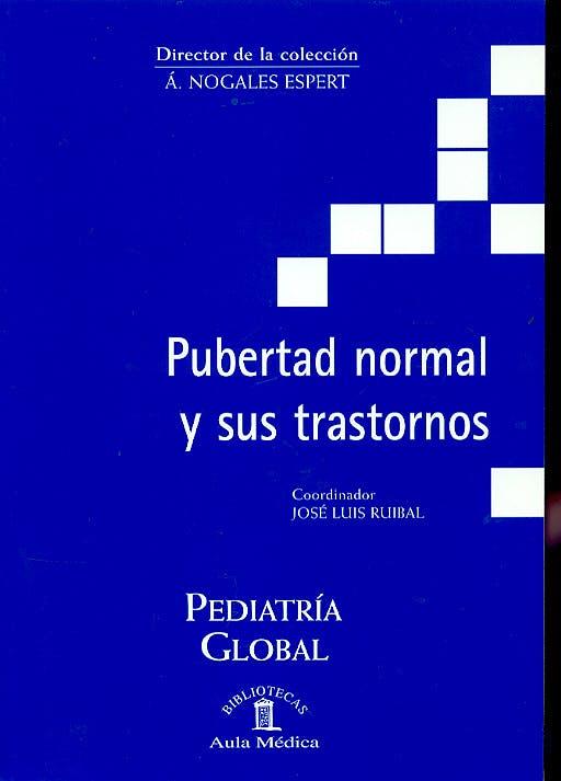 Portada del libro 9788478854042 Pubertad Normal y Sus Trastornos