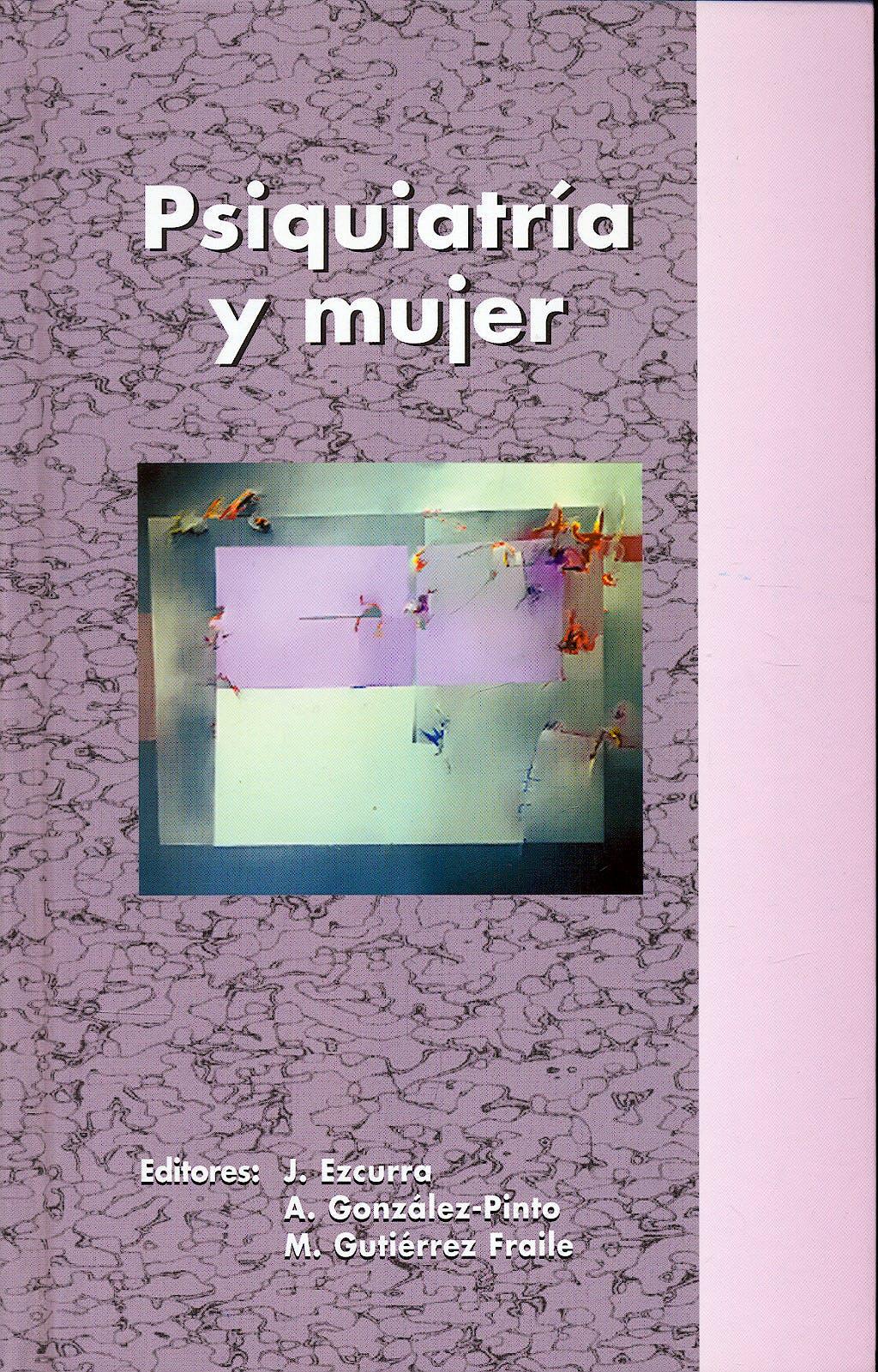 Portada del libro 9788478854097 Psiquiatría y Mujer