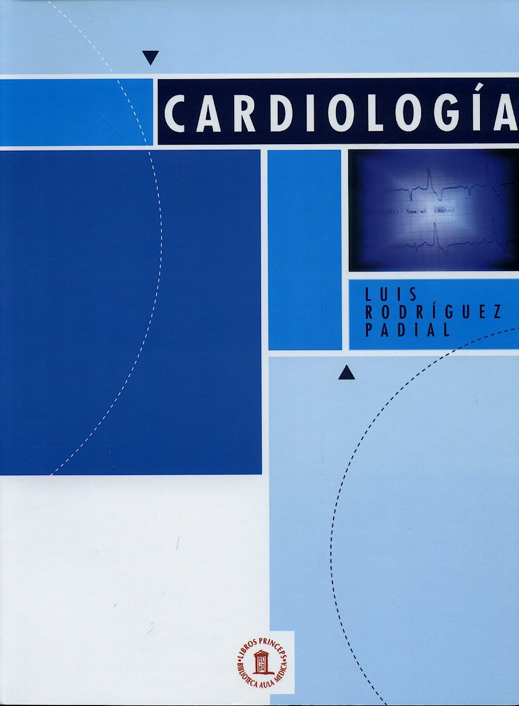 Portada del libro 9788478854479 Cardiología