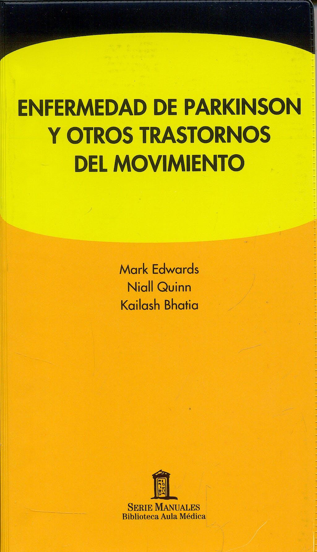 Portada del libro 9788478854899 Enfermedad de Parkinson y Otros Trastornos del Movimiento