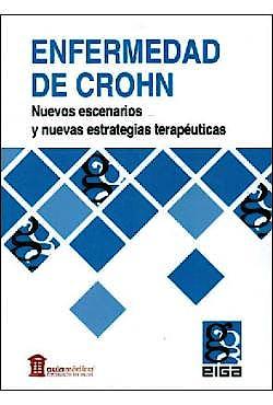 Portada del libro 9788478856466 Enfermedad de Crohn. Nuevos Escenarios y Nuevas Estrategias Terapéuticas