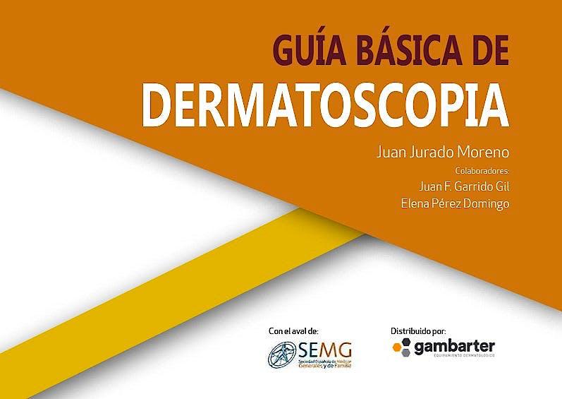 Portada del libro 9788478856572 Guía Básica de Dermatoscopía