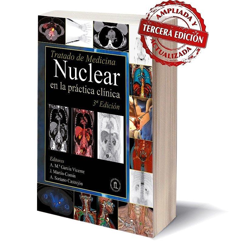 Portada del libro 9788478856619 Tratado de Medicina Nuclear en la Práctica Clínica