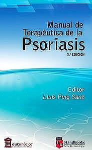 Portada del libro 9788478856633 Manual de Terapéutica de la Psoriasis