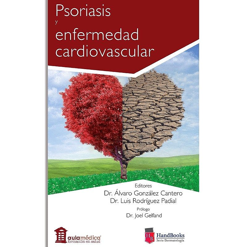 Portada del libro 9788478856657 Psoriasis y Enfermedad Cardiovascular