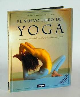 Portada del libro 9788479014995 El Nuevo Libro del Yoga