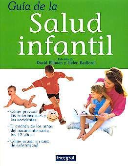 Portada del libro 9788479016081 Guia de la Salud Infantil