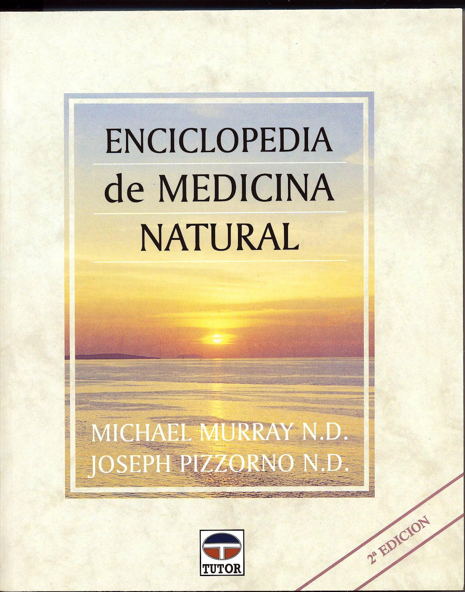 Portada del libro 9788479021702 Enciclopedia de Medicina Natural