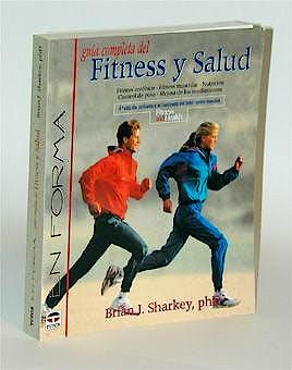 Portada del libro 9788479022549 Guia Completa del Fitness y Salud