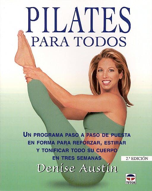 Portada del libro 9788479024437 Pilates para Todos. un Programa Paso a Paso de Puesta en forma para Reforzar, Estirar y Tonificar Todo Su Cuerpo en Tres Semanas