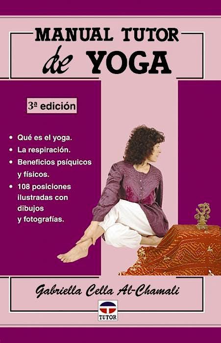 Portada del libro 9788479025144 Manual Tutor de Yoga