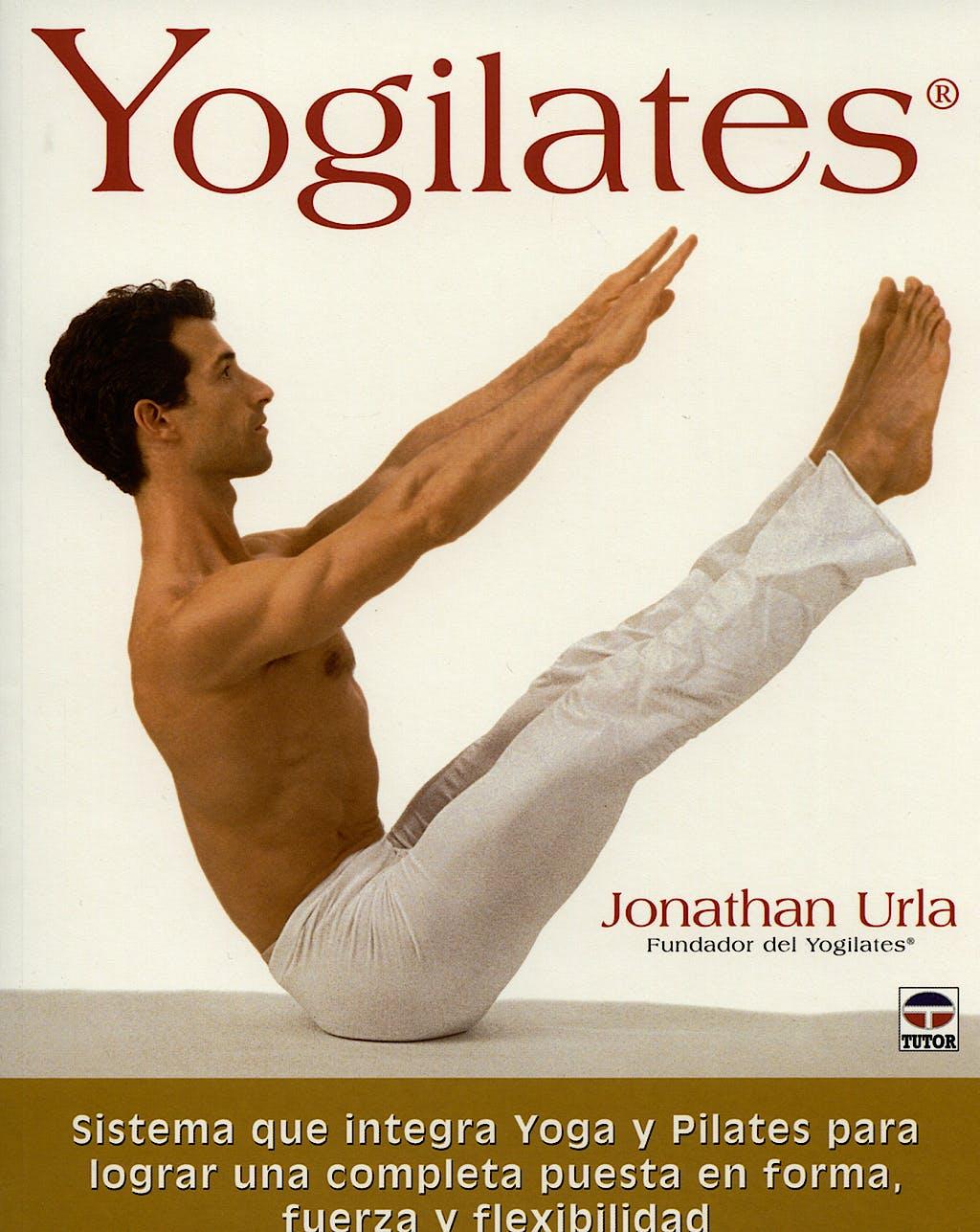 Portada del libro 9788479026158 Yogilates