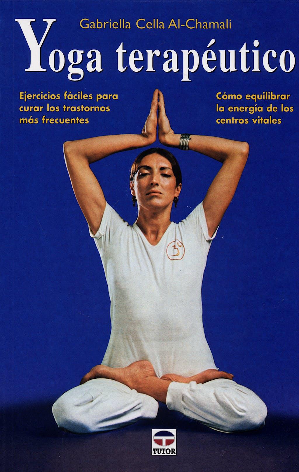 Portada del libro 9788479026271 Yoga Terapeutico