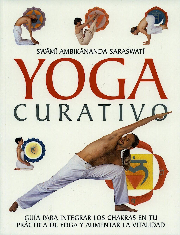 Portada del libro 9788479026882 Yoga Curativo