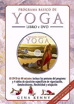 Portada del libro 9788479027957 Programa Basico de Yoga + Dvd (60 min.)