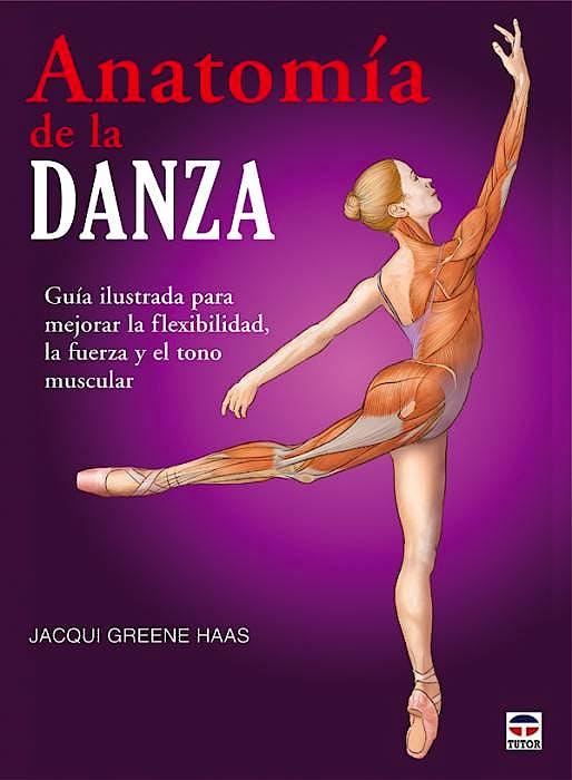 Portada del libro 9788479028459 Anatomía de la Danza