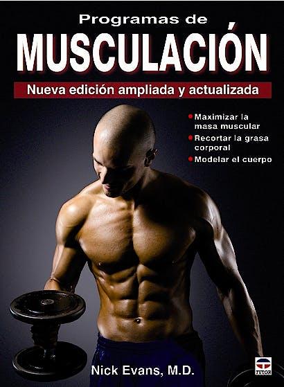 Portada del libro 9788479028831 Programas de Musculación