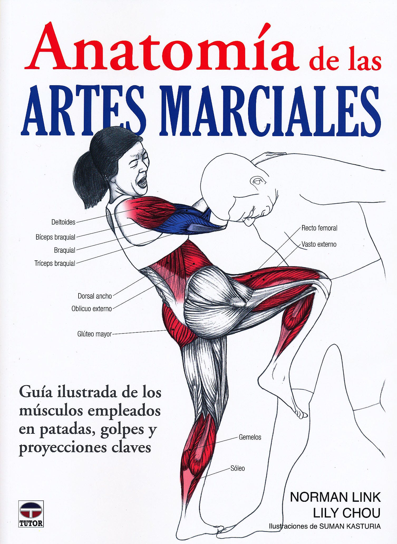 Portada del libro 9788479029111 Anatomía de las Artes Marciales