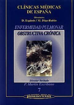 Portada del libro 9788479033521 Clinicas Medicas de España: Enfermedad Pulmonar Obstructiva Cronica