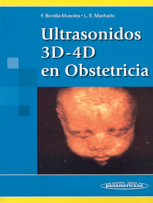 Portada del libro 9788479034597 Ultrasonidos 3d-4d en Obstetricia