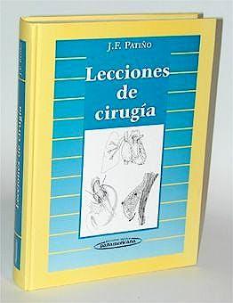 Portada del libro 9788479035655 Lecciones de Cirugia